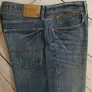 AEO Bootcut Jean's
